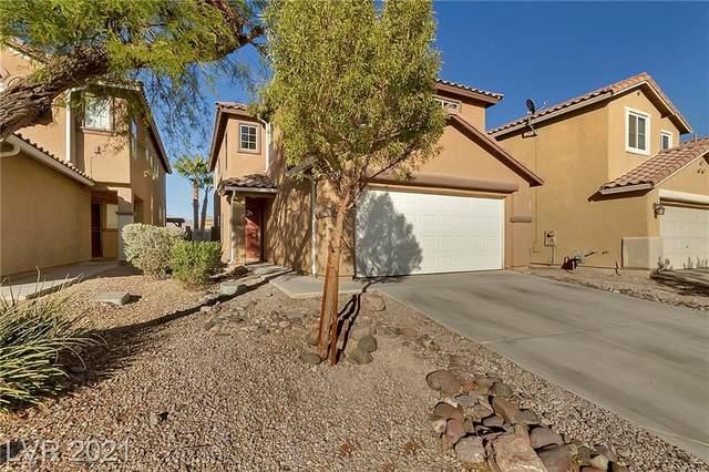 3232 Brayton Mist Drive, North Las Vegas, NV 89081 (MLS #2342550) :: Coldwell Banker Premier Realty