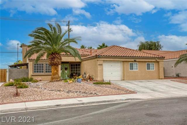 4429 Point Breeze Drive, North Las Vegas, NV 89031 (MLS #2342567) :: The Wright Group
