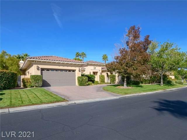 1501 Saintsbury Drive, Las Vegas, NV 89144 (MLS #2342571) :: Galindo Group Real Estate