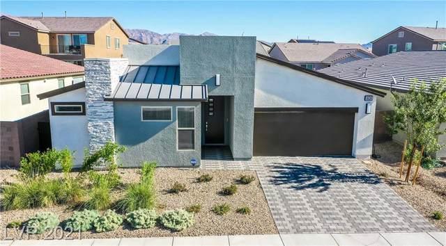 1628 Rock Ridge Place, North Las Vegas, NV 89084 (MLS #2342581) :: The Wright Group