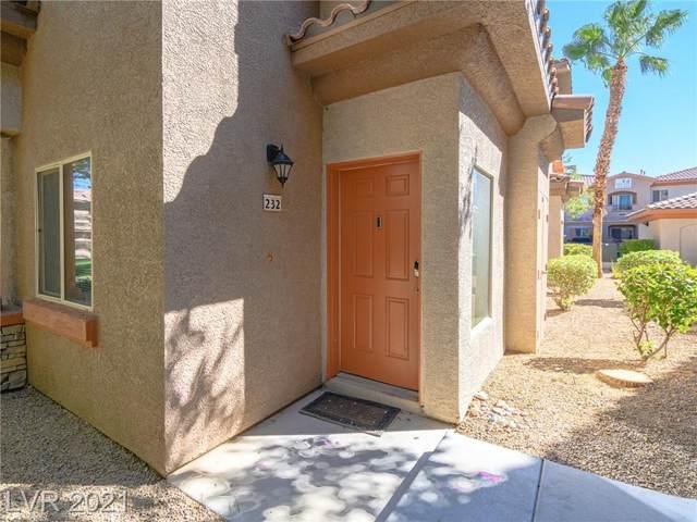 7701 Robindale Road #232, Las Vegas, NV 89113 (MLS #2342582) :: Alexander-Branson Team | Realty One Group