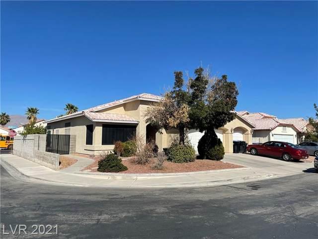 4340 Cinema Avenue, North Las Vegas, NV 89031 (MLS #2342595) :: Hebert Group   eXp Realty