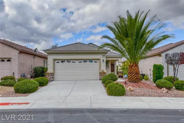 2521 Starlight Valley Street, Henderson, NV 89044 (MLS #2342597) :: Keller Williams Realty