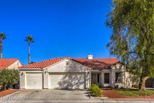 3906 Cutting Horse Avenue, North Las Vegas, NV 89032 (MLS #2342602) :: Vegas Plus Property Management