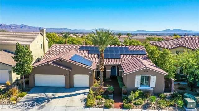 6840 Desert Island Street, Las Vegas, NV 89149 (MLS #2342610) :: The Wright Group