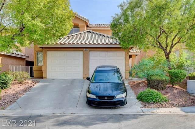 8017 Cimarron Ridge Drive #201, Las Vegas, NV 89128 (MLS #2342620) :: Alexander-Branson Team | Realty One Group
