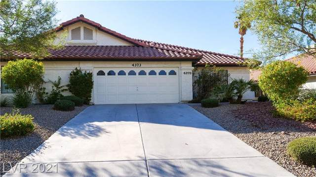 4373 Cherrystone Court, Las Vegas, NV 89121 (MLS #2342647) :: Keller Williams Realty