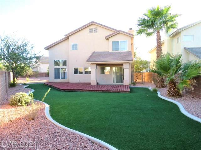 5376 Lonesome Biker Lane, Las Vegas, NV 89113 (MLS #2342653) :: Lindstrom Radcliffe Group