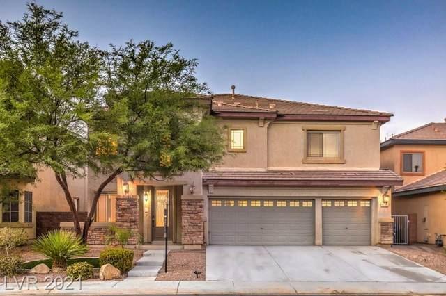 4104 Cathedral Falls Avenue, North Las Vegas, NV 89085 (MLS #2342654) :: Hebert Group   eXp Realty
