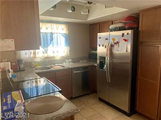 7300 Pirates Cove Road #1094, Las Vegas, NV 89145 (MLS #2342663) :: Coldwell Banker Premier Realty