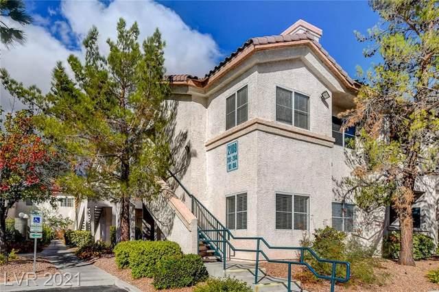2109 Echo Bay Street #201, Las Vegas, NV 89128 (MLS #2342668) :: Alexander-Branson Team | Realty One Group
