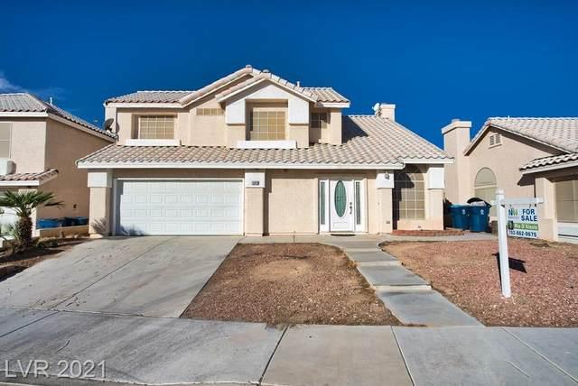 1609 Night Breeze Drive, Las Vegas, NV 89128 (MLS #2342669) :: Coldwell Banker Premier Realty