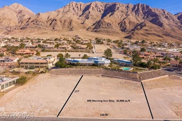 998 Morning Sun Way, Las Vegas, NV 89110 (MLS #2342674) :: The Chris Binney Group | eXp Realty