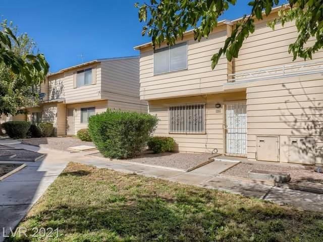 4982 Larkspur Street, Las Vegas, NV 89120 (MLS #2342689) :: Coldwell Banker Premier Realty