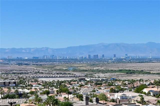 1008 Feather Point Court, Henderson, NV 89011 (MLS #2342713) :: Signature Real Estate Group