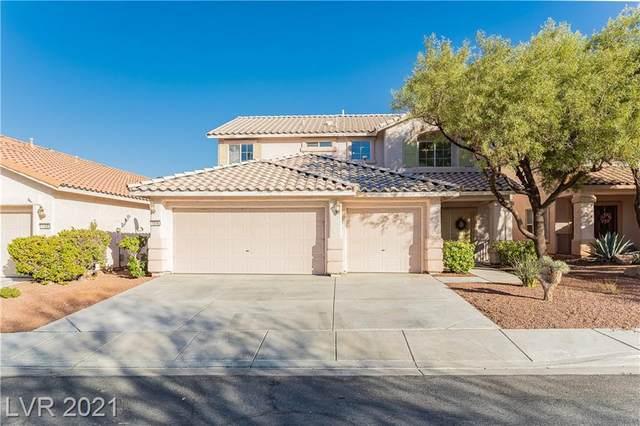1016 Royal Plum Lane, Las Vegas, NV 89144 (MLS #2342718) :: Keller Williams Realty