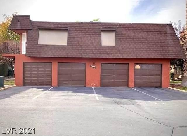 4658 Monterey Circle #4, Las Vegas, NV 89169 (MLS #2342729) :: The TR Team