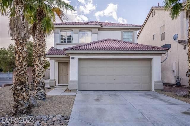 5301 Bright Sky Court, Las Vegas, NV 89130 (MLS #2342732) :: Keller Williams Realty