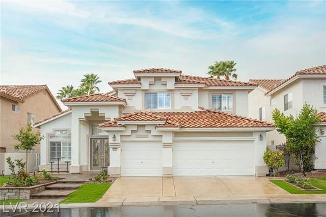 9501 Catalina Cove Circle, Las Vegas, NV 89147 (MLS #2342747) :: Lindstrom Radcliffe Group