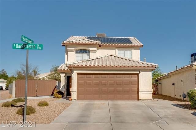 7336 Backstretch Avenue, Las Vegas, NV 89130 (MLS #2342775) :: Alexander-Branson Team   Realty One Group