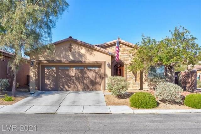 10787 Morning Frost Street, Las Vegas, NV 89179 (MLS #2342803) :: Vegas Plus Property Management