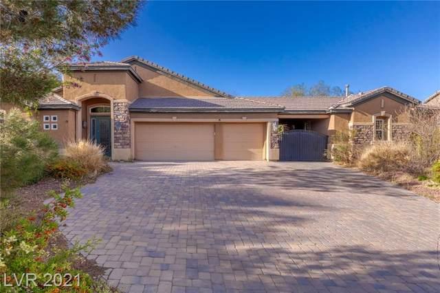 7116 Rio Grande Gorge, Las Vegas, NV 89130 (MLS #2342821) :: Signature Real Estate Group