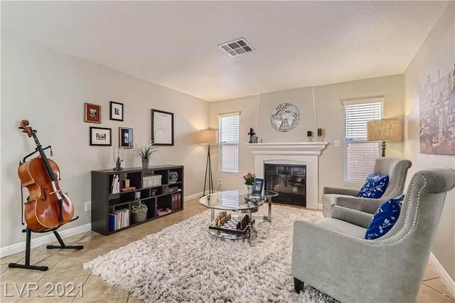 1517 Calle Montery Street, Las Vegas, NV 89117 (MLS #2342827) :: Keller Williams Realty