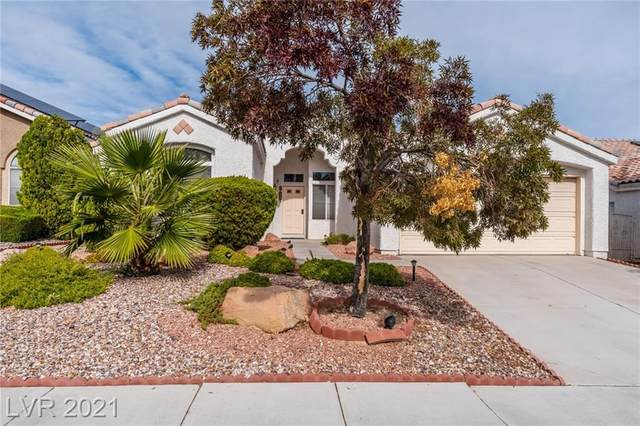9244 Spruce Mountain Way, Las Vegas, NV 89134 (MLS #2342830) :: Alexander-Branson Team | Realty One Group