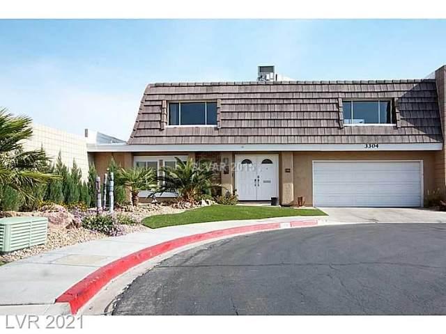 3304 Royce Court, Las Vegas, NV 89121 (MLS #2342840) :: Custom Fit Real Estate Group