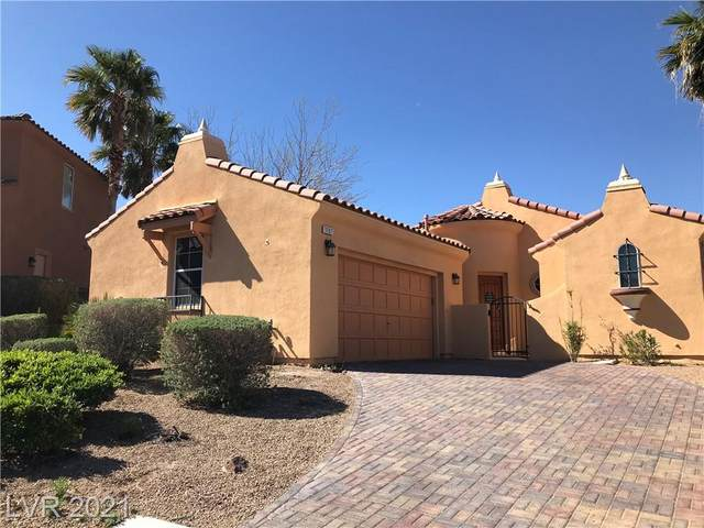 1167 Calcione Drive, Henderson, NV 89011 (MLS #2342856) :: Lindstrom Radcliffe Group