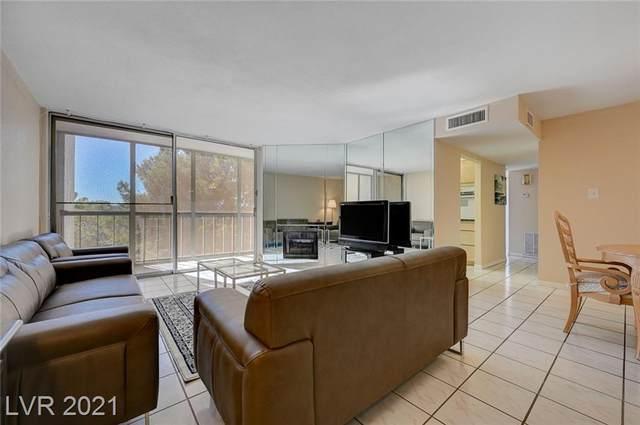 725 N Royal Crest Circle #258, Las Vegas, NV 89169 (MLS #2342866) :: Coldwell Banker Premier Realty