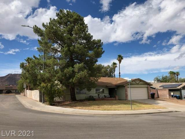 644 Apollo Avenue, Henderson, NV 89002 (MLS #2342868) :: Lindstrom Radcliffe Group