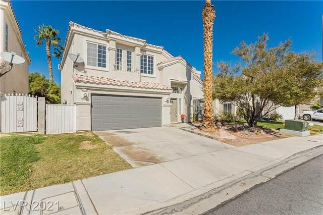 7716 Sparrowgate Avenue, Las Vegas, NV 89131 (MLS #2342873) :: Jeffrey Sabel