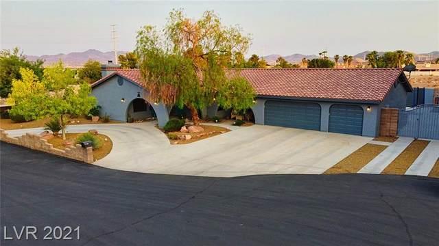 9385 Mohawk Street, Las Vegas, NV 89139 (MLS #2342885) :: Jack Greenberg Group