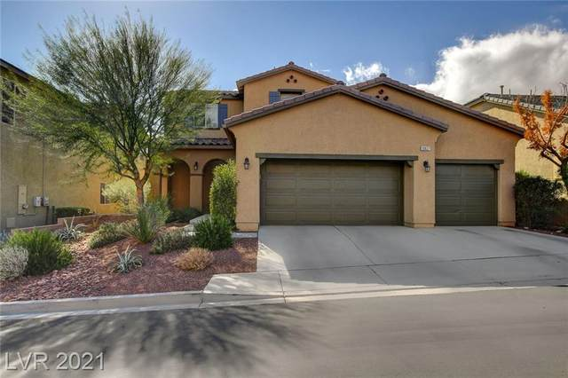 10627 Auburn Springs Avenue, Las Vegas, NV 89166 (MLS #2342892) :: Signature Real Estate Group