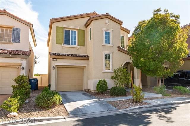 8176 Lake Chippewa Street, Las Vegas, NV 89113 (MLS #2342902) :: Signature Real Estate Group