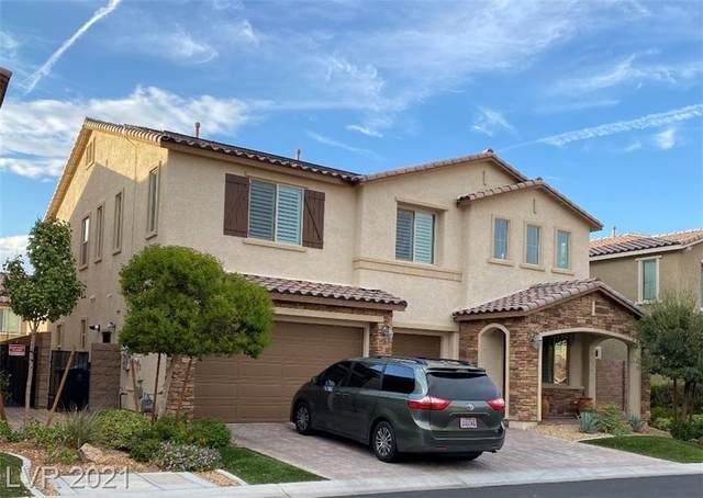 12295 Old Muirfield Street, Las Vegas, NV 89141 (MLS #2342903) :: Lindstrom Radcliffe Group