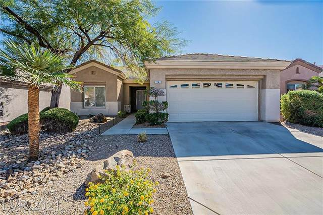 2147 Chapman Ranch Drive, Henderson, NV 89012 (MLS #2342930) :: Hebert Group | eXp Realty