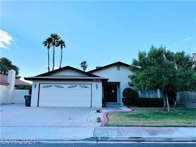 6795 Segura Drive, Las Vegas, NV 89103 (MLS #2342932) :: Hebert Group | eXp Realty