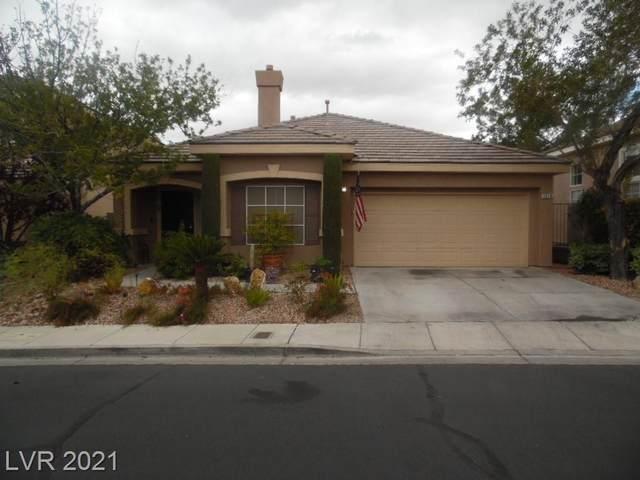 1016 Venetian Hills Lane, Las Vegas, NV 89144 (MLS #2342944) :: Hebert Group | eXp Realty