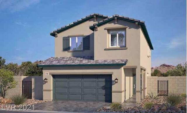 3819 Ramura Avenue Lot #24, North Las Vegas, NV 89084 (MLS #2342963) :: The Wright Group
