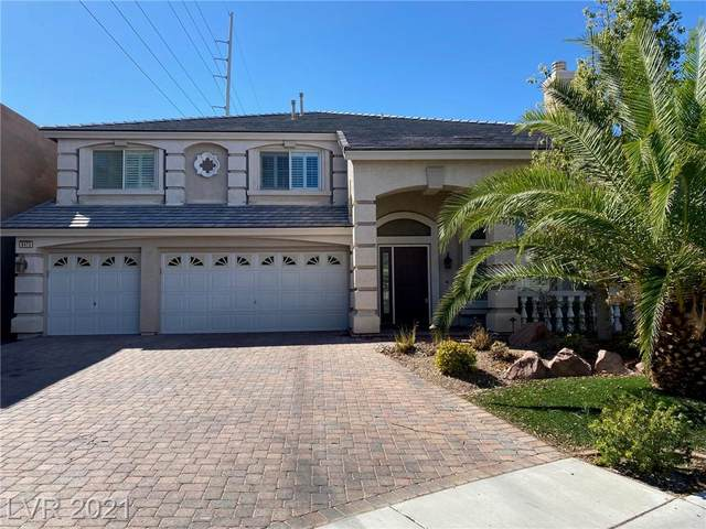 8475 Cambria Cellars Court, Las Vegas, NV 89139 (MLS #2342966) :: The Wright Group