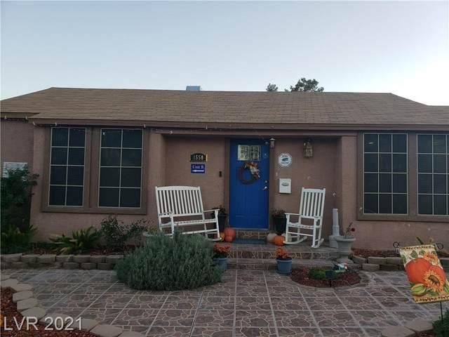 1550 Thelma Lane, Las Vegas, NV 89104 (MLS #2342968) :: Lindstrom Radcliffe Group