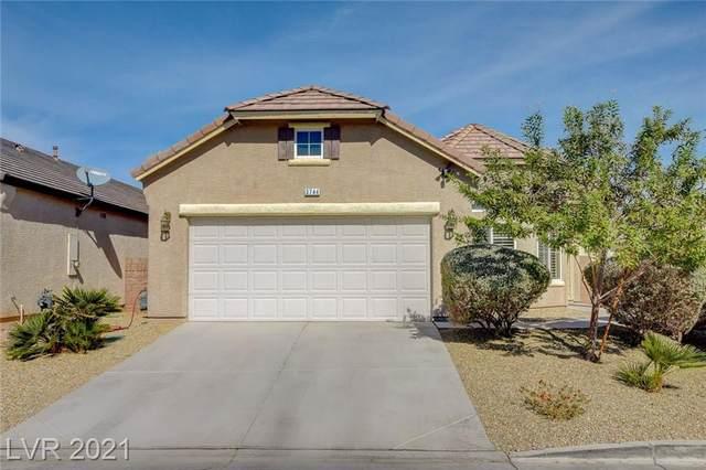 3744 Cicada Flower Avenue, North Las Vegas, NV 89081 (MLS #2342976) :: Hebert Group   eXp Realty