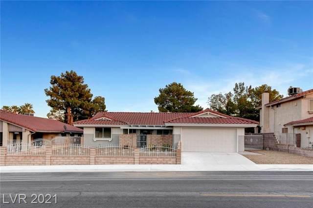 1537 Odette Lane, Las Vegas, NV 89117 (MLS #2342994) :: Lindstrom Radcliffe Group