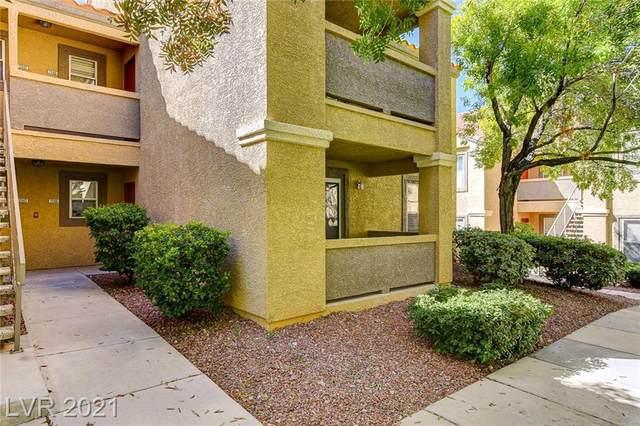 2300 E Silverado Ranch Boulevard #1148, Las Vegas, NV 89183 (MLS #2343029) :: Coldwell Banker Premier Realty