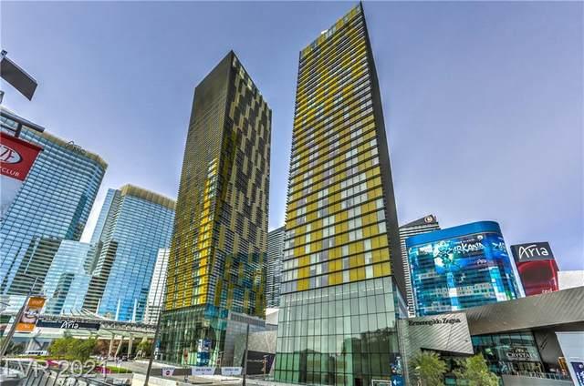 3722 Las Vegas Boulevard #2706, Las Vegas, NV 89158 (MLS #2343053) :: DT Real Estate