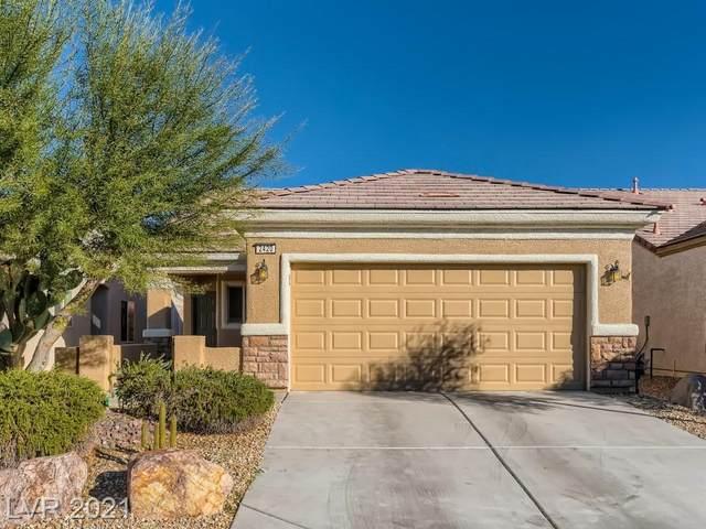 2420 Mourning Warbler Avenue, North Las Vegas, NV 89084 (MLS #2343055) :: Keller Williams Realty