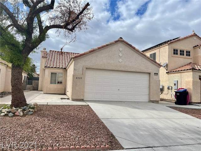 4535 Calico Cliff Court, North Las Vegas, NV 89031 (MLS #2343065) :: Hebert Group   eXp Realty