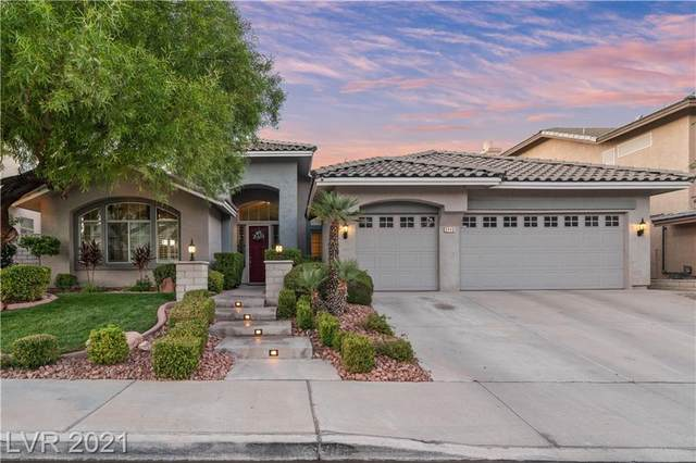 2440 Tour Edition Drive, Henderson, NV 89074 (MLS #2343068) :: Hebert Group   eXp Realty